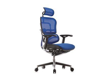 Ergonomic task chair with 5-Spoke base