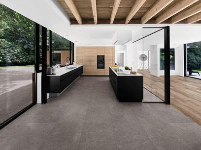 Indoor/outdoor full-body porcelain stoneware wall/floor tiles