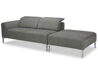 Fabric sofa