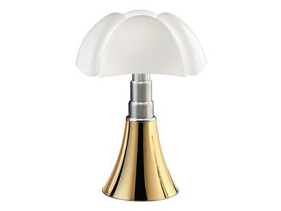 Lampada da tavolo ad altezza regolabile