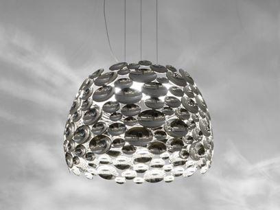 LED metal pendant lamp