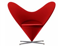 Vitra / HEART CONE CHAIR at MAISON&OBJET 2017