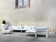 GANDIA BLASCO / JIAN   Sectional sofa at Milano Design Week 2015