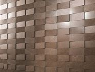 FAP ceramiche / SUPERNATURAL | 3D Wall Mosaic at Cersaie 2016