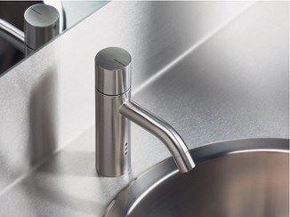 Countertop 1 hole washbasin mixer