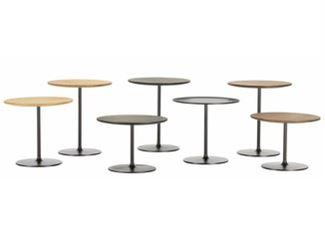 Mesa de centro de café redonda