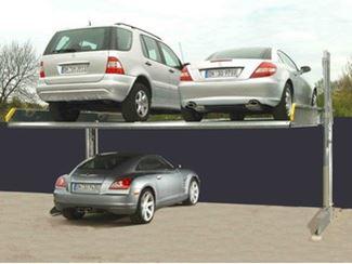 Car hoist and lift