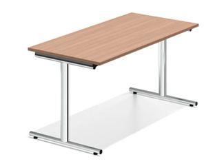 テーブル付チェア